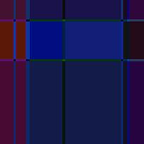 深蓝格子布料底纹图案