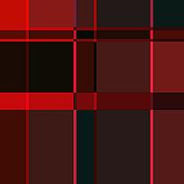 时尚红色格子布料底纹