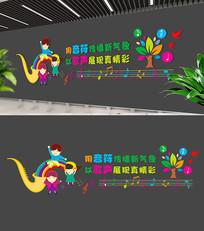 学校音乐室文化墙