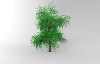树木三维模型3d打印