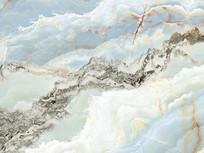 高清蓝天石纹背景墙