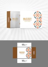民族图案包装盒设计