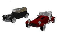 老汽车模型
