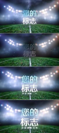 4k世界杯足球比赛片头模板