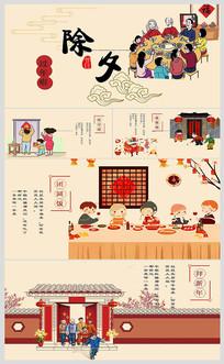 春节中国传统节日习俗PPT