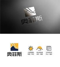 大气企业logo设计