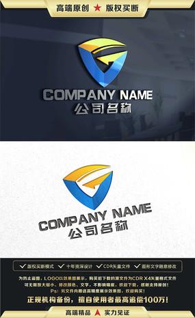 G字母IT金融科技LOGO