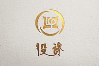 金融投资公司logo