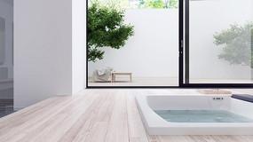 极简主义风格的卫生间