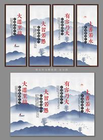 中国传统文化挂画