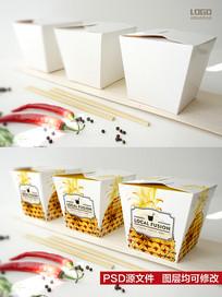 水果包装盒效果图样机