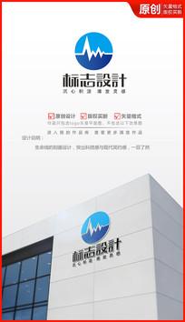 医疗科技logo设计