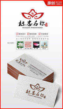 中国风祥云logo设计商标