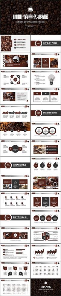 咖啡推广营销介绍PPT