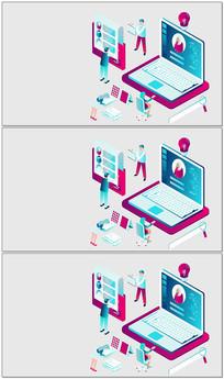 商业动画AE模板