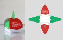 圣誕禮品包裝設計