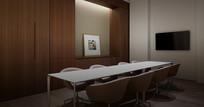 酒店小型会议室