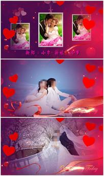 edius浪漫婚庆写真视频模板