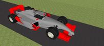 1号赛车SU模型