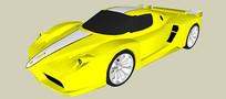 法拉利Enzo FXX汽车模型
