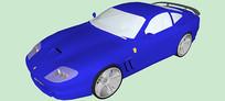 法拉利汽车模型