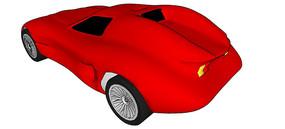 概念车3D模型