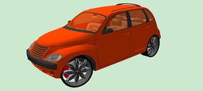 克莱斯勒PT汽车模型