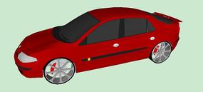 3d模型道路