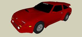 尼桑300ZX GT汽车模型