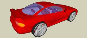 三菱GT3000汽车模型