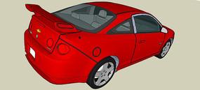 雪佛兰Cobalt汽车模型