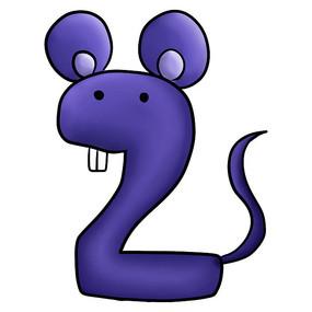 原创元素数字2