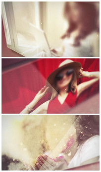 时尚大气图文展示视频模板
