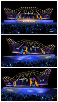 科技舞台效果图