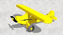 玩具飛機模型