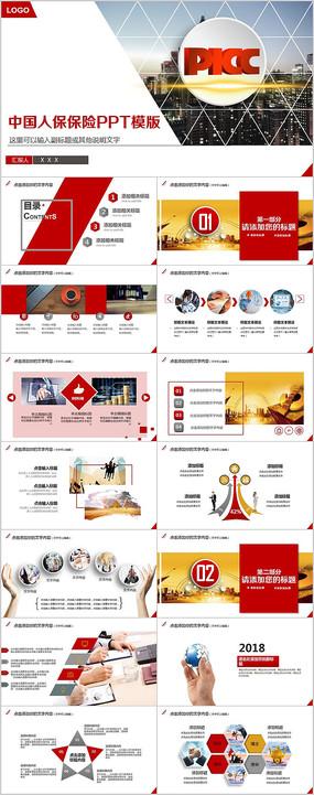 中国人民保险公司PPT