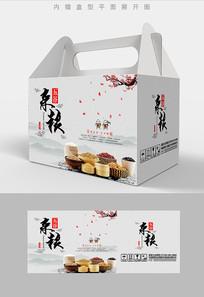 古典风格五谷杂粮包装设计