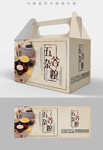 健康粗粮五谷杂粮包装设计