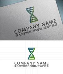 漏斗投资公司logo标志设计