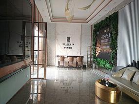 精美大气展厅入口景观