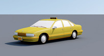 出租车模型