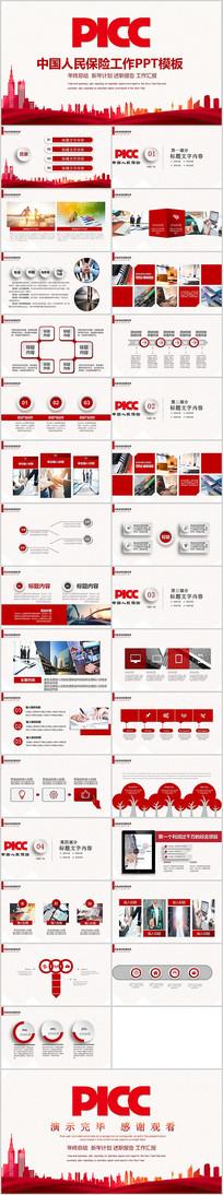 2019中国人民保险工作PPT