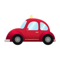 原创元素交通工具小汽车