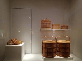 传统竹编物品