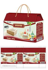 大米食品包裝設計