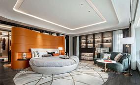 高級住宅臥室設計