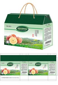 蘋果水果包裝設計
