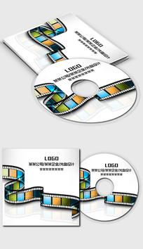 通用影视媒体电影行业光盘封面设计模板