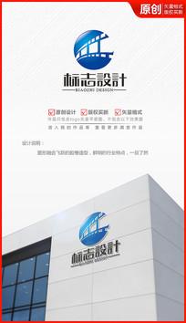 影视传媒公司logo设计商标标志设计