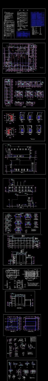 供热站CAD设计图